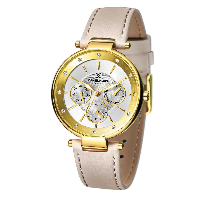 Daniel Klein DK11434-2 - Zlaté hodinky - Dámské hodinky - Hodinky ... 8688760413