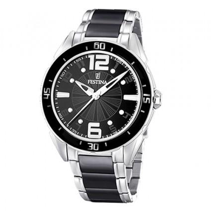 97ac609fecd Festina Ceramic 16395 2 - Luxusní hodinky - Dámské hodinky - Hodinky ...