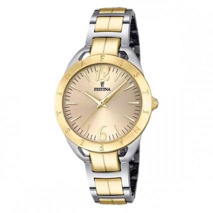 53672d84678 Festina 16933 1 - Zlaté hodinky - Dámské hodinky - Hodinky