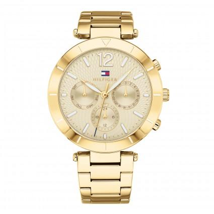 Tommy Hilfiger 1781878 - Zlaté hodinky - Dámské hodinky - Hodinky ... 7c5dd5b7aa8