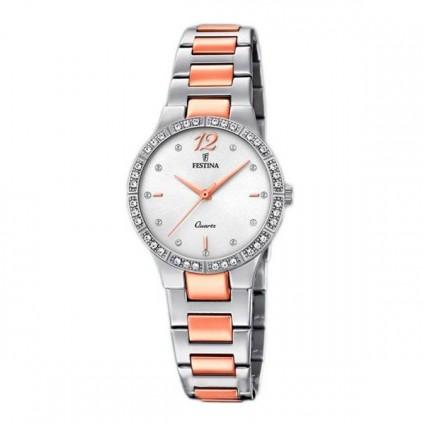 Festina 20241 2 - Hodinky s kamínky - Dámské hodinky - Hodinky  d6ad090032