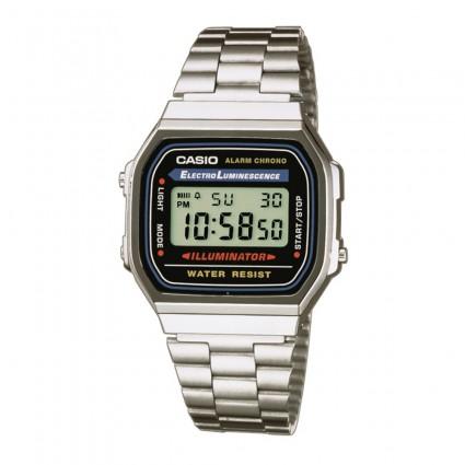 Casio A 168A-1 - Pánské hodinky - Hodinky  4c0947e2f4