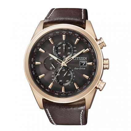 CITIZEN AT8019-02W ECO-DRIVE Radio Controlled - Luxusní hodinky ... eb08656df9