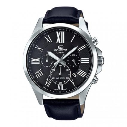 Casio Edifice Chronograf EFV 500L-1A - Vodotěsné hodinky - Pánské ... 93563dc6fa