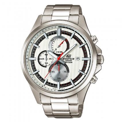 Casio Edifice Chronograf EFV 520D-7A - Vodotěsné hodinky - Pánské ... 16c4e27050