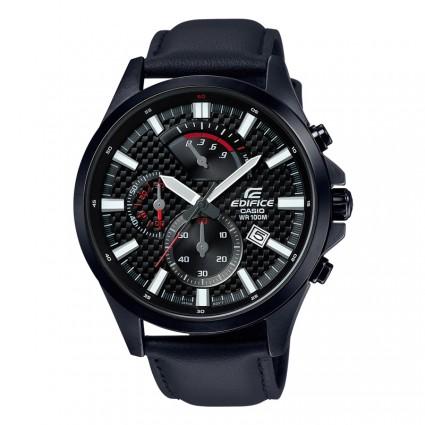 Casio Edifice Chronograf EFV 530BL-1A - Vodotěsné hodinky - Pánské ... d76c623802