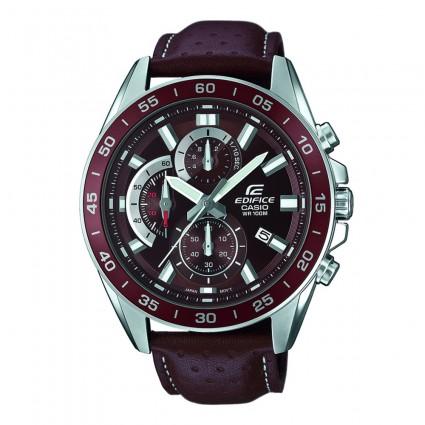 Casio Edifice Chronograf EFV 550L-5A - Vodotěsné hodinky - Pánské ... d24fb8e986
