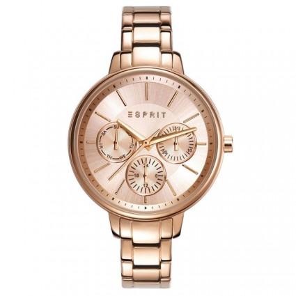 Esprit es-malanie rose gold ES108152003 - Dámské hodinky - Hodinky ... dfa9964875