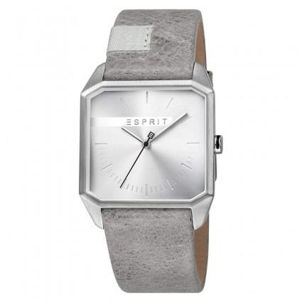 Esprit Cube Gents Silver Grey ES1G071L0015
