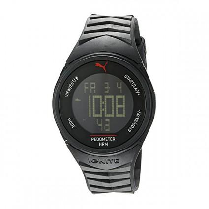 Puma 91135 IGNITE - black PU911351003 - Digitální hodinky - Dámské ... 0ea1e7ab99