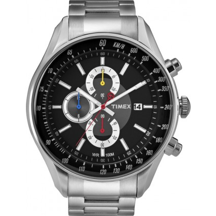 Timex T2N153 - Vodotěsné hodinky - Pánské hodinky - Hodinky  5f3934dbe9