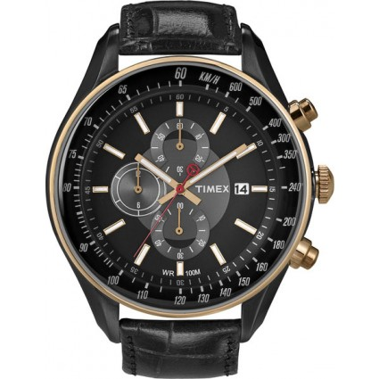 Timex T2N158 - Vodotěsné hodinky - Pánské hodinky - Hodinky  4fae0b7740