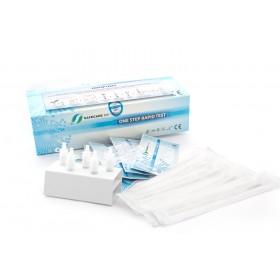 Antigenní test COVID-19 z nosu - 25 ks/bal