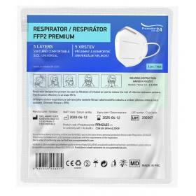 Respirátor FFP2 Premium 1ks PRM2403