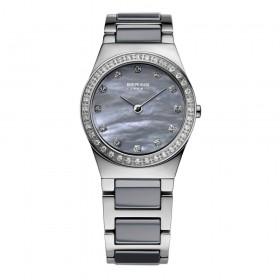 Bering set hodinky+náušničky 32426-789