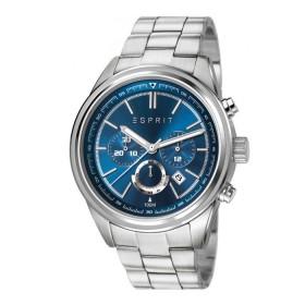 Esprit es-ray chrono silver blue ES107541005