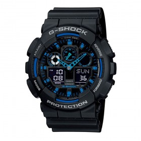 Casio G-SHOCK GA 100-1A2