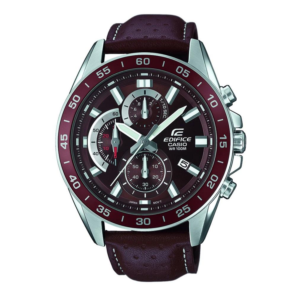 Casio Edifice Chronograf EFV 550L-5A - Vodotěsné hodinky - Pánské hodinky -  Hodinky  2e7f4aaea6