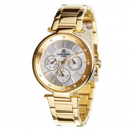 5648bf1c0 Daniel Klein DK11435-1 - Hodinky s kamienkami - Dámske hodinky ...
