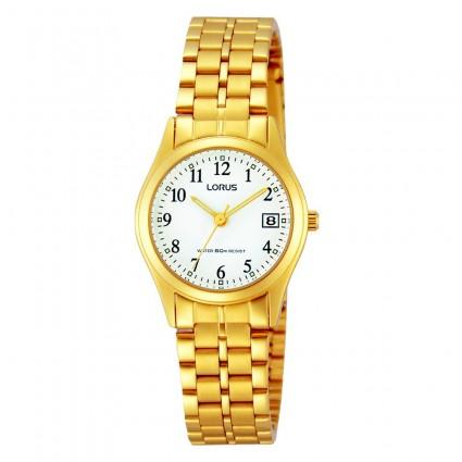 ace77f501 Lorus RH766AX9 - Zlaté hodinky - Dámske hodinky - Hodinky   TOP TIME